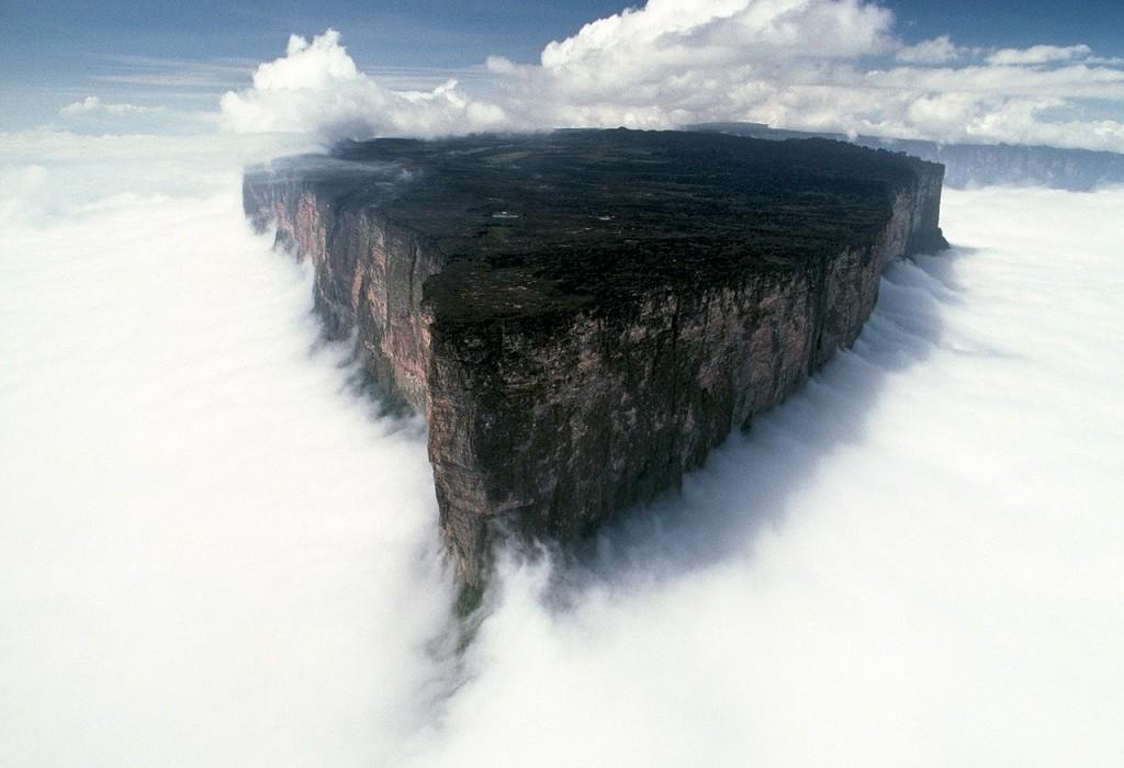 Mount Roraima (Tepuy Roraima / Cerro Roraima) Venezuela