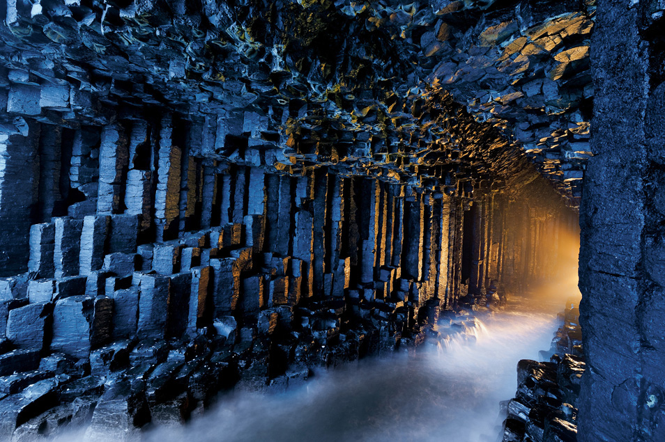 Fingal's Cave, Isle of Staffa, Scotland, UK